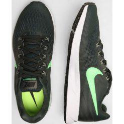 Nike Performance AIR ZOOM PEGASUS 34 Obuwie do biegania treningowe outdoor green/rage green/dark atomic teal/illusion green/black/vintage green. Brązowe buty do biegania męskie Nike Performance, z materiału. W wyprzedaży za 383,20 zł.
