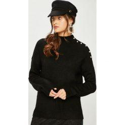 Vero Moda - Sweter Agoura. Czarne swetry klasyczne damskie Vero Moda, m, z dzianiny. Za 149,90 zł.