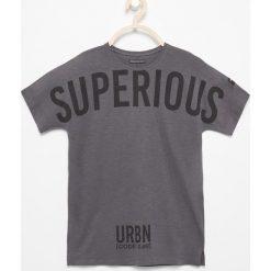 T-shirt z nadrukiem - Szary - 2