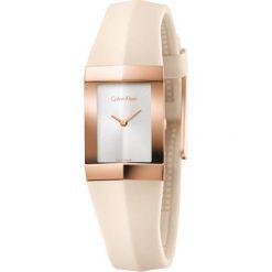 ZEGAREK CALVIN KLEIN Shape K7C236X6. Szare zegarki damskie marki Calvin Klein, szklane. Za 1149,00 zł.