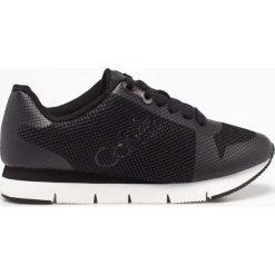 Calvin Klein Jeans - Buty. Czarne buty sportowe damskie marki Calvin Klein Jeans, z gumy. Za 449,90 zł.