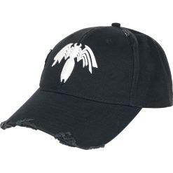 Venom (Marvel) Logo - Vintage Czapka baseballowa czarny. Czarne czapki z daszkiem damskie Venom (Marvel), z motywem z bajki. Za 79,90 zł.