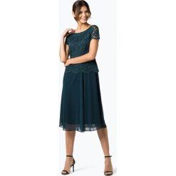 Apriori - Damska sukienka wieczorowa, niebieski. Niebieskie sukienki marki Apriori, l. Za 299,95 zł.