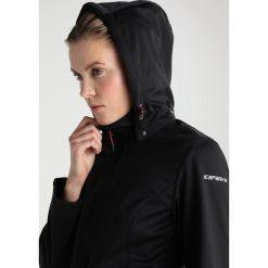 Icepeak PESSY Kurtka Softshell black. Czarne kurtki damskie softshell Icepeak, z materiału. Za 249,00 zł.