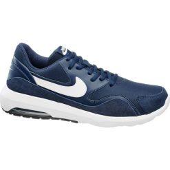 Buty męskie Nike Air Max Nostalgia NIKE granatowe. Białe buty do biegania damskie Nike, z gumy, nike air max. Za 233,00 zł.
