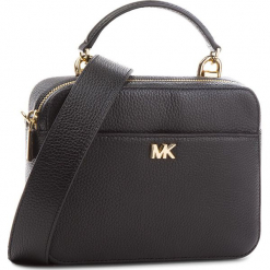 Torebka MICHAEL MICHAEL KORS - Crossbodies 32T8GF5C2L  Black. Żółte torebki klasyczne damskie marki MICHAEL Michael Kors, ze skóry. Za 989,00 zł.