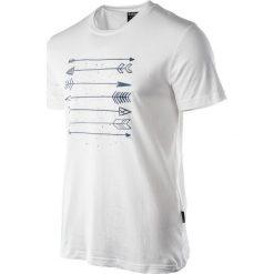 Hi-tec Koszulka męska Skote White/navy r. S. Białe koszulki sportowe męskie Hi-tec, m. Za 33,75 zł.