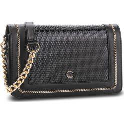 Torebka MONNARI - BAGA020-020 Black. Czarne torebki klasyczne damskie Monnari, ze skóry ekologicznej. W wyprzedaży za 149,00 zł.