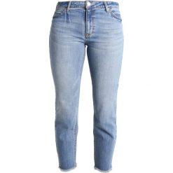 Vila VIHINT Jeansy Slim Fit medium blue. Niebieskie boyfriendy damskie Vila. W wyprzedaży za 146,30 zł.