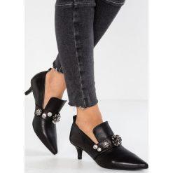 Élysèss Czółenka black. Czarne buty ślubne damskie Élysèss, z materiału. Za 549,00 zł.