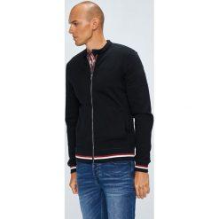 Medicine - Bluza Japan Cartoon. Czarne bluzy męskie rozpinane marki MEDICINE, l, z nadrukiem, z bawełny, bez kaptura. W wyprzedaży za 79,90 zł.