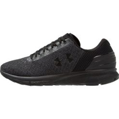 Under Armour CHARGED ESCAPE 2 Obuwie do biegania treningowe black. Czarne buty do biegania męskie Under Armour, z gumy. Za 359,00 zł.