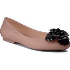 Baleriny MELISSA - Doll Fem Ad 32210 Pink/Black 52658. Szare meliski damskie marki Melissa, z gumy. W wyprzedaży za 189,00 zł.