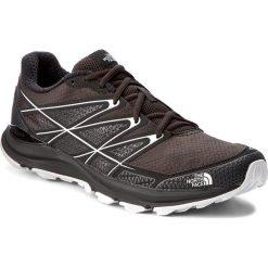 Buty THE NORTH FACE - Litewave Endurance T92VVIKY4 Tnf Black/Tnf White. Czarne buty do biegania męskie marki The North Face, z gumy. W wyprzedaży za 289,00 zł.