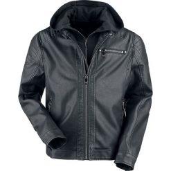 Black Premium by EMP Good Riddance Kurtka czarny. Czarne kurtki męskie pikowane marki Black Premium by EMP, xl, w paski, klasyczne. Za 365,90 zł.