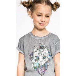 Bluzki dziewczęce z krótkim rękawem: Medicine - Top dziecięcy Tattoo Konwent