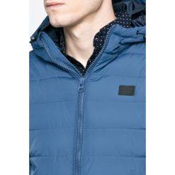 Blend - Kurtka. Brązowe kurtki męskie pikowane marki Blend, l, z bawełny, bez kaptura. W wyprzedaży za 139,90 zł.