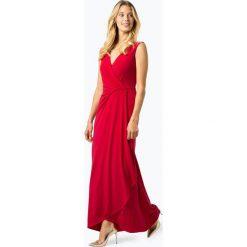 Comma - Sukienka damska, czerwony. Czerwone sukienki balowe comma, z materiału. Za 599,95 zł.