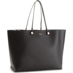 Torebka FURLA - Eden 961962 B BMN8 H79 Onyx/Toni Fiordaliso. Czarne torebki klasyczne damskie marki Furla, ze skóry. W wyprzedaży za 1289,00 zł.
