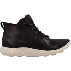 Buty Timberland Flyroam Leather (A1HS1). Czarne buty skate męskie Timberland, z materiału, outdoorowe. Za 369,99 zł.