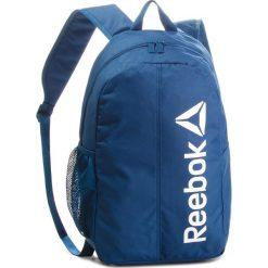 Plecak Reebok - Act Core Bckp DN1532 Bunblu. Niebieskie plecaki damskie Reebok, z materiału, sportowe. Za 99,95 zł.