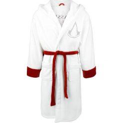 Assassin's Creed Ezio Logo Szlafrok biały/czerwony. Białe szlafroki męskie marki Assassin's Creed, s. Za 121,90 zł.