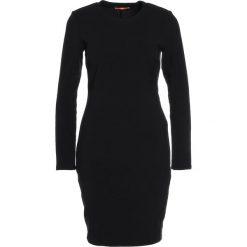 BOSS CASUAL Sukienka letnia black. Czarne sukienki letnie BOSS Casual, na co dzień, m, z bawełny, casualowe. W wyprzedaży za 345,95 zł.