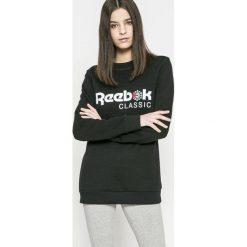 Bluzy rozpinane damskie: Reebok - Bluza