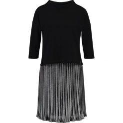 Sukienki hiszpanki: Cartoon Sukienka koktajlowa black
