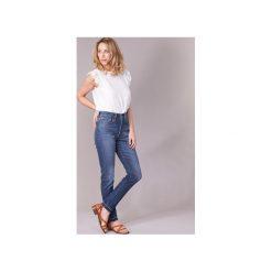 Jeansy skinny Levis  501®  SKINNY. Brązowe jeansy damskie skinny marki Levi's®, z obniżonym stanem. Za 479,00 zł.