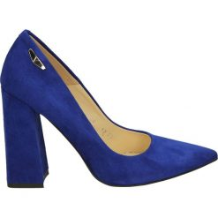 Buty ślubne damskie: Czółenka - 4730 CAM COBA