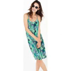 Sukienki hiszpanki: Naoko – Sukienka Tropical Vibes x Edyta Górniak