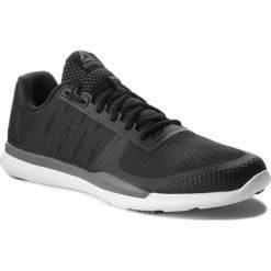 Buty Reebok - Sprint Tr CN4896 Black/Shark/White. Czarne buty do biegania męskie Reebok, z materiału. W wyprzedaży za 229,00 zł.