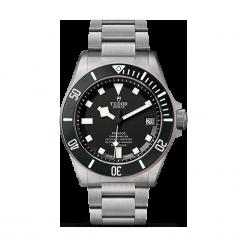 ZEGAREK TUDOR Tudor Pelagos 25600TN 95820T BLACK INDEX WHITE W. Czarne, analogowe zegarki męskie TUDOR, ceramiczne. Za 18190,00 zł.