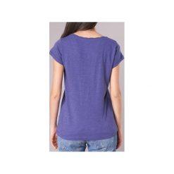 T-shirty z krótkim rękawem Roxy  BOBBY TWIST. Białe t-shirty damskie marki Roxy, l, z nadrukiem, z materiału. Za 71,20 zł.