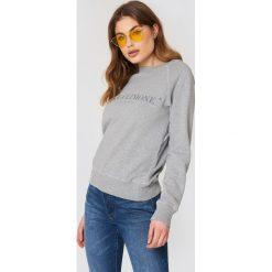 Bluzy rozpinane damskie: Acqua Limone Bluza Classic Collage - Grey
