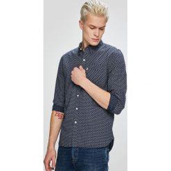 Levi's - Koszula. Brązowe koszule męskie na spinki Levi's®, l, z bawełny, z klasycznym kołnierzykiem, z długim rękawem. Za 299,90 zł.