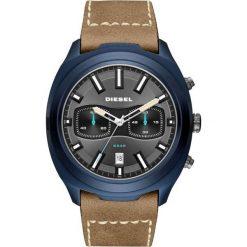 Diesel - Zegarek DZ4490. Czarne zegarki męskie Diesel, szklane. Za 1199,00 zł.