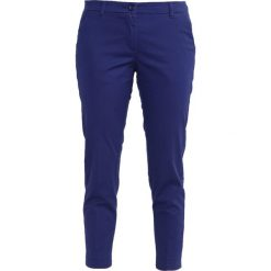 Chinosy damskie: Sisley BASIC Chinosy dark blue