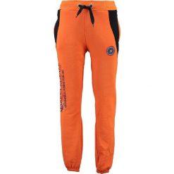 """Spodnie męskie: Spodnie dresowe """"Mirana"""" w kolorze pomarańczowym"""