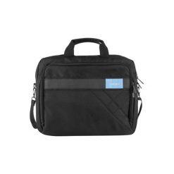 Torba na laptopa  NATEC Takin 15,6 cala Czarny Z25140. Czarne torby na laptopa marki Natec, w paski. Za 74,99 zł.