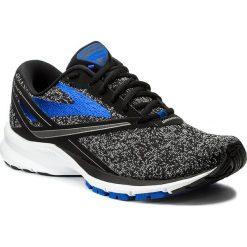 Buty do biegania męskie: Buty BROOKS - Launch 4 110244 1D 037 Black/Anthracite/Electric Brooks Blue