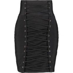 Spódniczki: Glamorous Spódnica ołówkowa  black