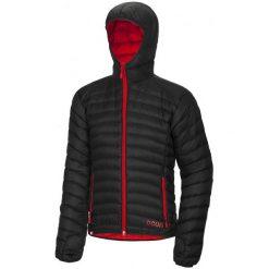 Ocun Kurtka Puchowa Tsunami Men Black/Red L. Niebieskie kurtki sportowe męskie marki Oakley, na lato, z bawełny, eleganckie. Za 609,00 zł.