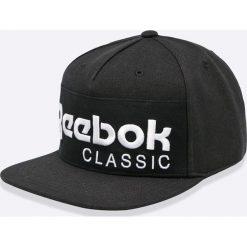 Reebok Classic - Czapka. Czarne czapki z daszkiem męskie Reebok Classic. W wyprzedaży za 69,90 zł.
