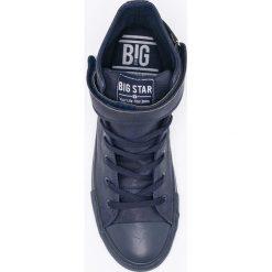 Big Star - Trampki. Szare trampki męskie BIG STAR, z materiału. W wyprzedaży za 99,90 zł.