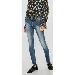 Medicine - Jeansy Suffron Spice. Szare jeansy damskie rurki marki MEDICINE, z materiału. Za 139,90 zł.