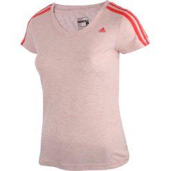 Bluzki sportowe damskie: koszulka sportowa damska ADIDAS ESSENTIALS 3S SLIM TEE / AJ4667