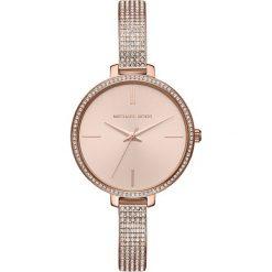 Zegarek MICHAEL KORS - Jaryn MK3785 Rose Gold/Rose Gold. Czerwone zegarki damskie Michael Kors. Za 1290,00 zł.