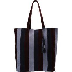 Becksöndergaard Torba na zakupy blue. Niebieskie shopper bag damskie marki Becksöndergaard. W wyprzedaży za 440,30 zł.